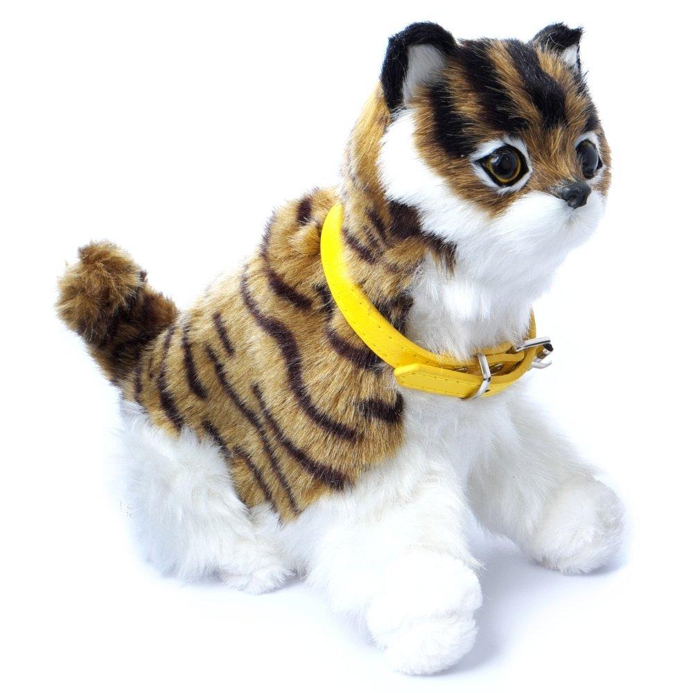 Kot Zabawka Jak Prawdziwy