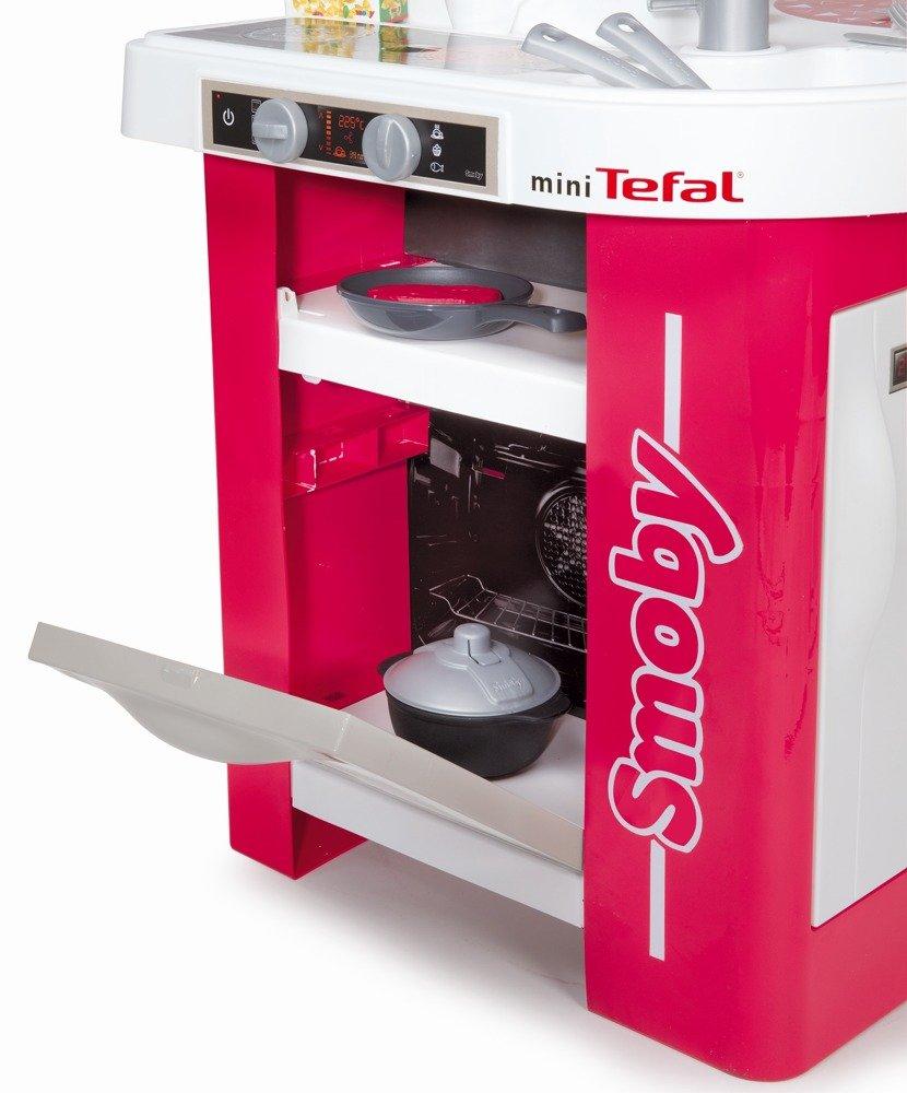 Kuchnia Dla Dzieci Smoby Tefal Studio Akcesoria 1800236465