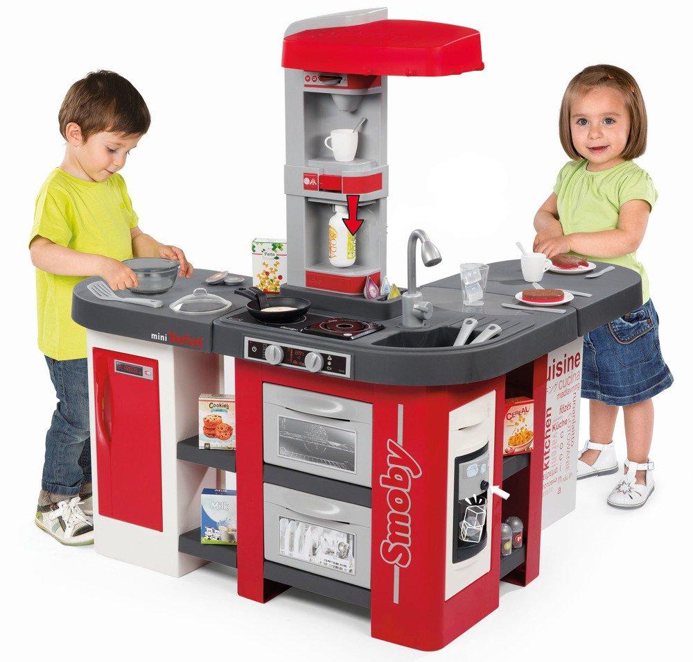 Smoby Kuchnia Dla Dzieci Studio Tefal Bubble Xxl 1800235171