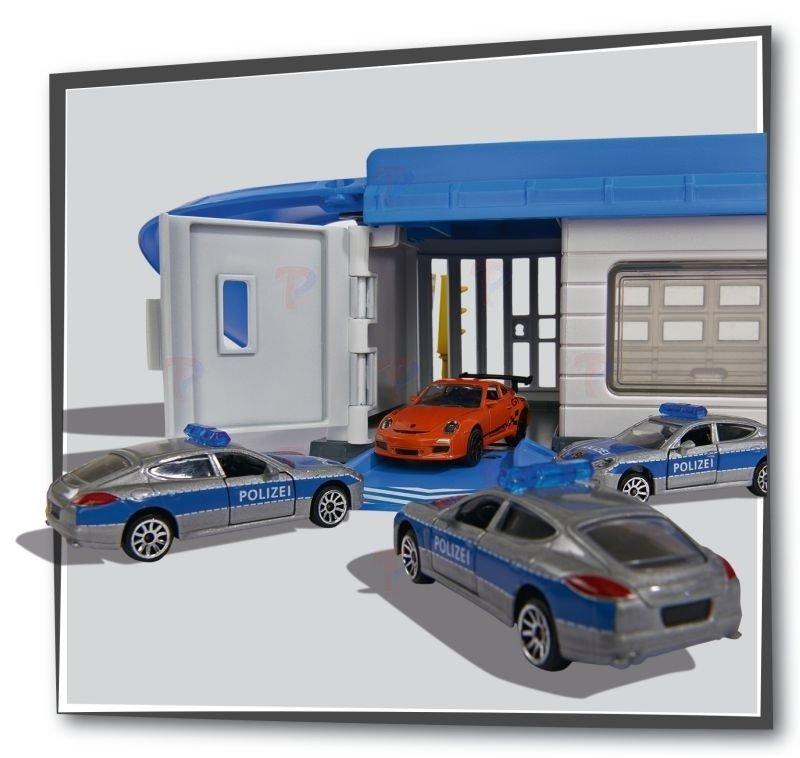 Majorette Policja Posterunek Policji Garaż Parking 1800222114