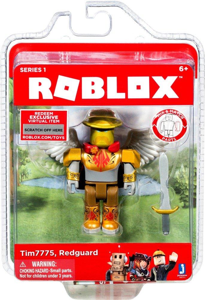 ROBLOX FIGURKA TIM 7775 REDGUARD + WIRTUALNY BONUS