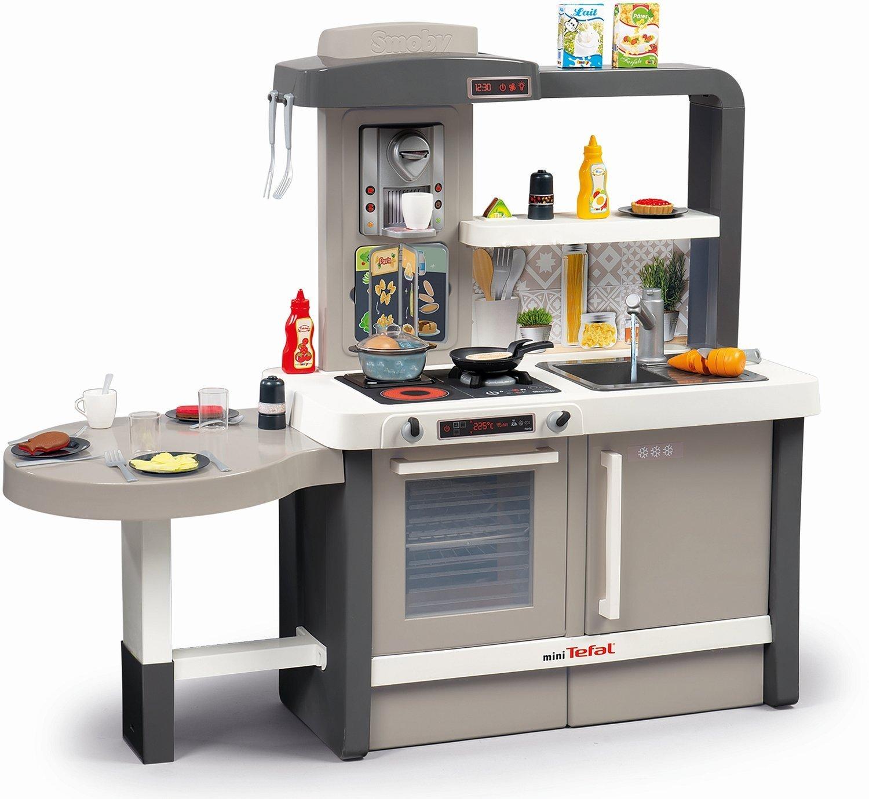 Smoby Duza Kuchnia Elektroniczna Tefal Evolutive 1800238342 Sklep Internetowy Toysplanet Pl