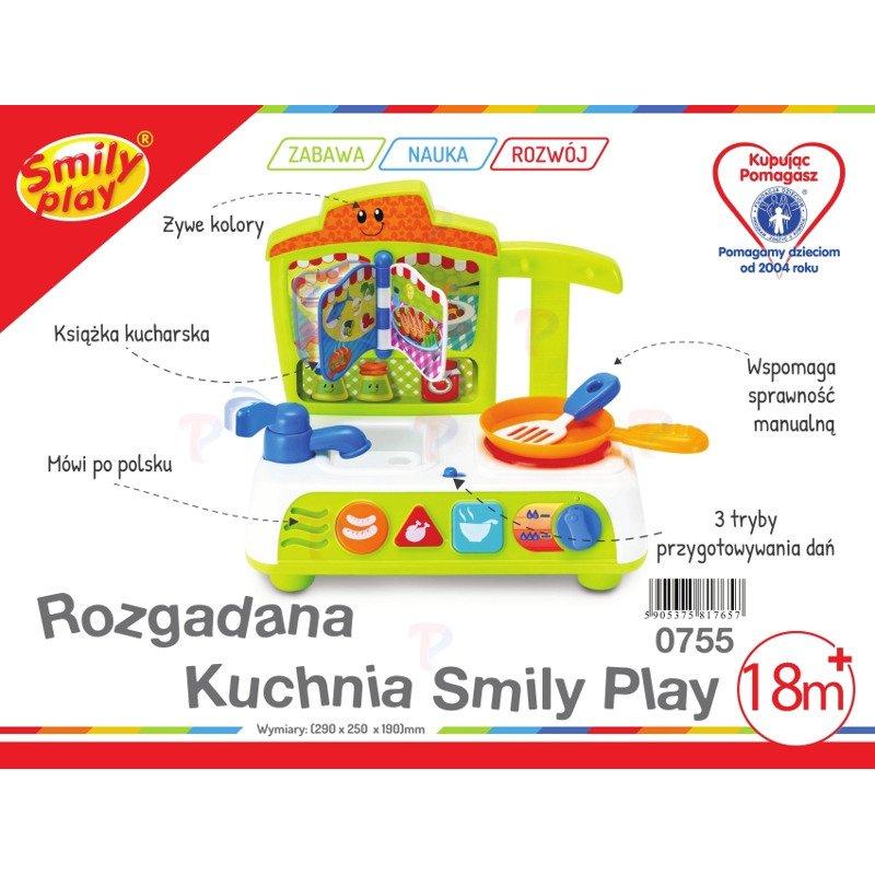 Smily Play Interaktywna Rozgadana Kuchnia Mówi Pl 1800228425