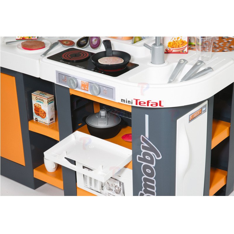 smoby tefal elektroniczna kuchnia mini studio xl 1800220925 sklep internetowy. Black Bedroom Furniture Sets. Home Design Ideas