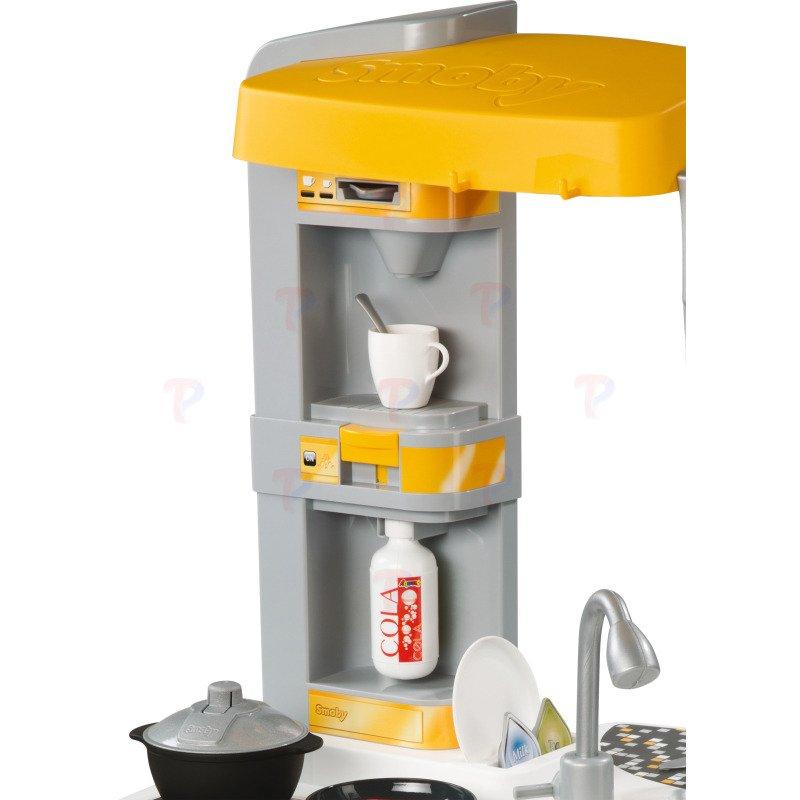 Smoby TEFAL ELEKTRONICZNA KUCHNIA mini Studio 27el 1800220922  sklep interne   -> Kuchnia Tefal Ceneo
