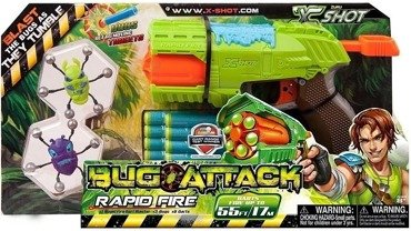 BUG ATTACK PISTOLET RAPID FIRE Atak Robali