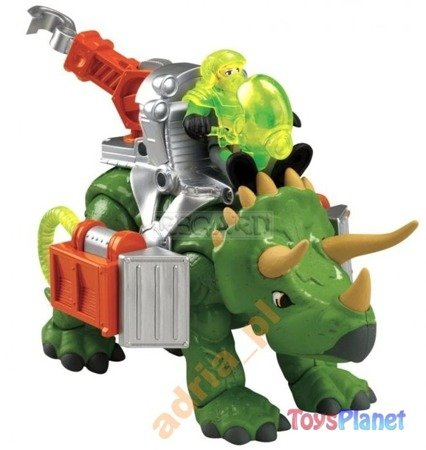 Fisher IMAGINEXT DINOZAUR TRICERATOPS