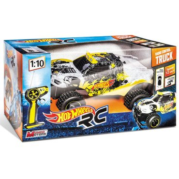 HOT WHEELS AUTO STEROWANE RC WIELKI MONSTER TRUCK