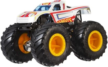 HOT WHEELS MONSTER TRUCKS 2 PAK AUTO POJAZDY GBT71