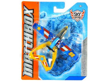 MATCHBOX Samolot metalowy SEA ARROW