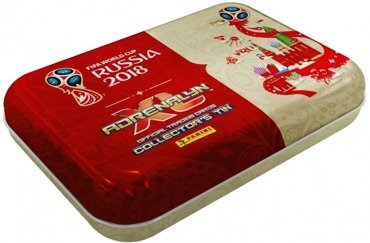PUSZKA WORLD CUP RUSSIA 2018 KARTY 26 szt PANINI