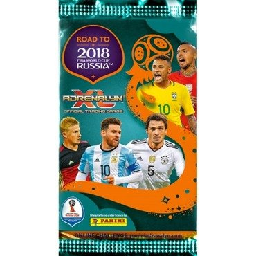 ROAD TO EURO 2018 KARTY 30 +1 LIMITED ROSJA PANINI