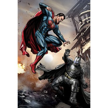 Trefl PUZZLE BATMAN SUPERMAN UKŁADANKA NEW 260 el